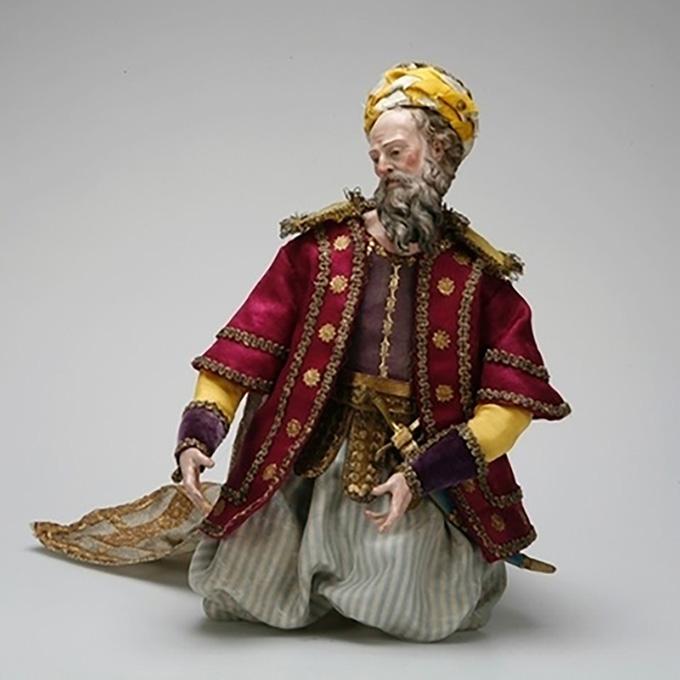 Клечећи краљ | Térdeplő király