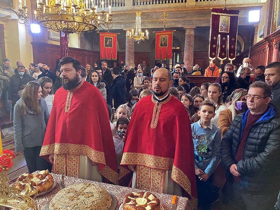 Срби у Мађарској обележили Савиндан