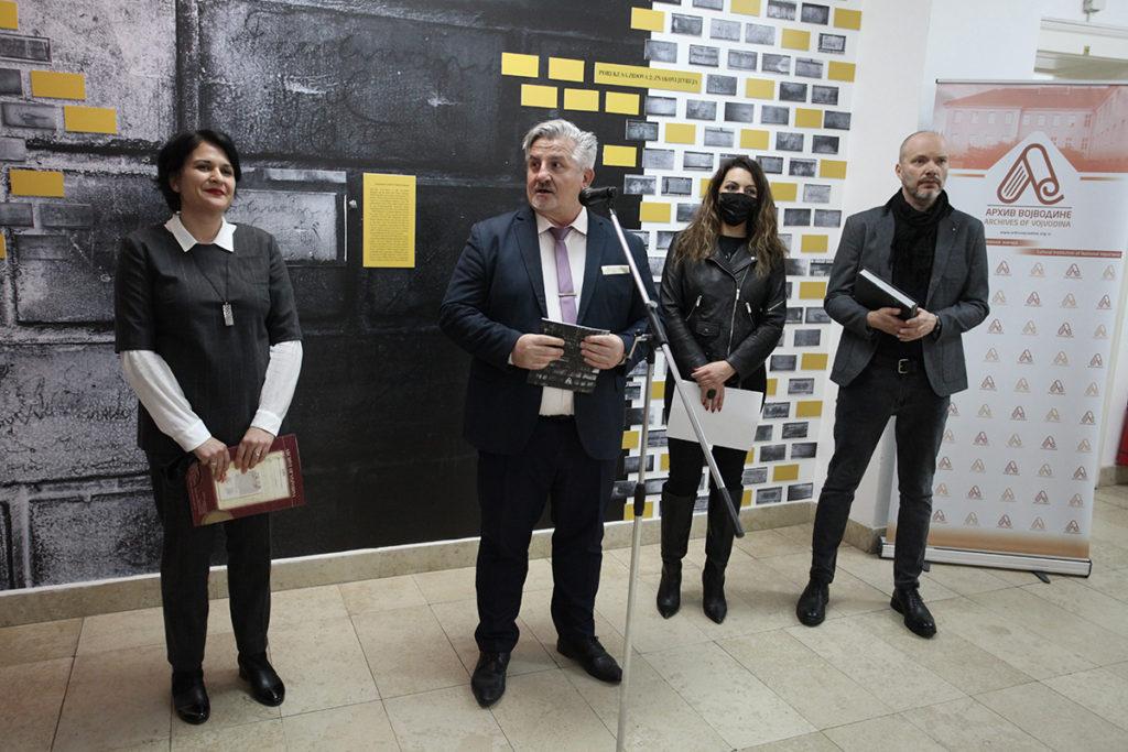 Небојша Кузмановић: Србија брине о архивској грађи